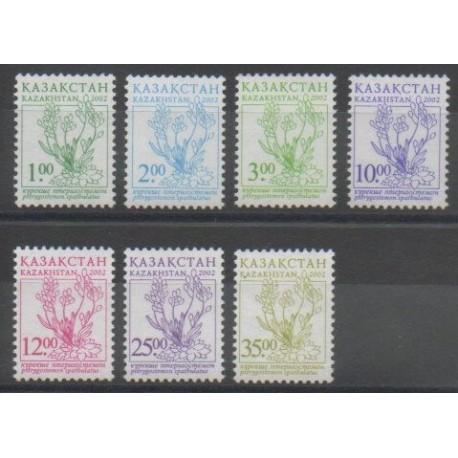 Kazakhstan - 2002 - No 313/319