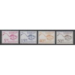 Kazakhstan - 2002 - No 307/310