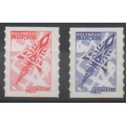 Polynesia - 2014 - Nb 1073/1074