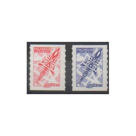 Polynésie - 2014 - No 1073/1074