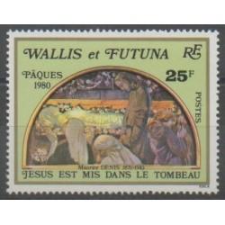 Wallis et Futuna - 1980 - No 258 - Pâques