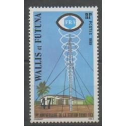 Wallis et Futuna - 1980 - No 257 - Télécommunications
