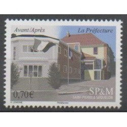 Saint-Pierre et Miquelon - 2016 - No 1158 - Monuments