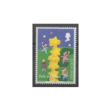 Man (Ile de) - 2000 - No 933 - Europa