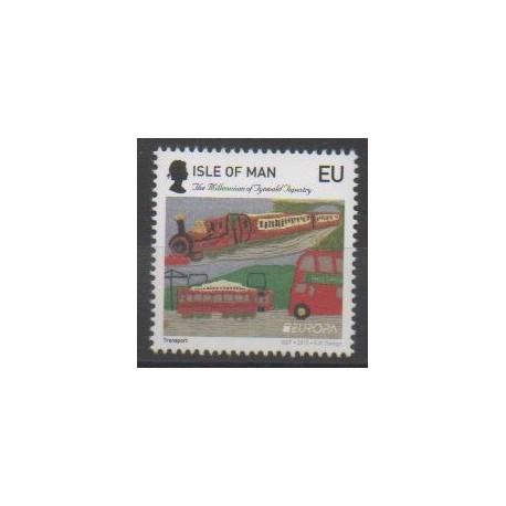 Man (Ile de) - 2015 - No 2052 - Enfance - Europa