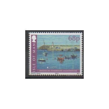 Man (Ile de) - 2012 - No 1796 - Sites - Europa