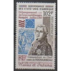 Wallis et Futuna - Poste aérienne - 1980 - No PA102 - Histoire