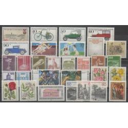 West Germany (FRG - Berlin) - 1982 - Nb 620/649