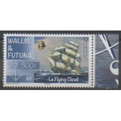 Wallis et Futuna - 2016 - No 850 - Navigation