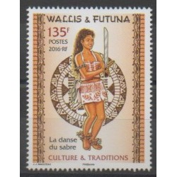 Wallis and Futuna - 2016 - Nb 852 - Costumes