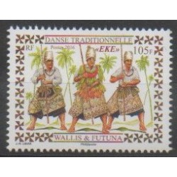 Wallis et Futuna - 2016 - No 851 - Costumes