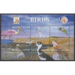 Nevis - 2002 - Nb 1608/1613 - Birds