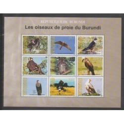 Burundi - 2009 - No BF141 - Oiseaux