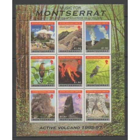 Montserrat - 1997 - No 927/935 - Sites