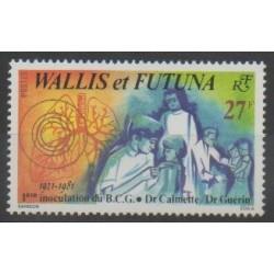 Wallis et Futuna - 1981 - No 273 - Santé ou Croix-Rouge