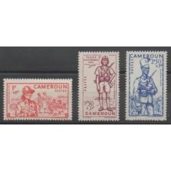 Cameroon - 1941 - Nb 197/199