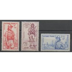 Guyane - 1941 - No 169/171