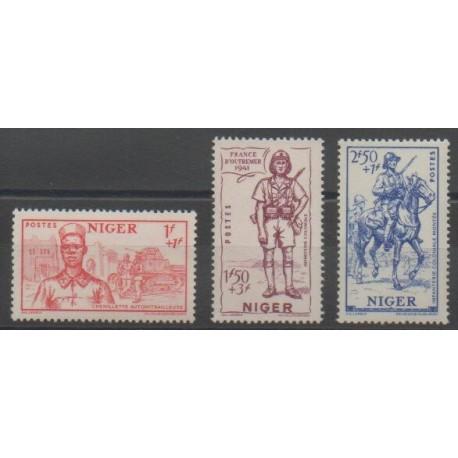 Niger - 1941 - No 86/88