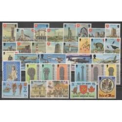 Man (Ile de) - Année complète - 1978 - No 98/130