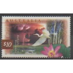 Australie - 1997 - No 1591 - Oiseaux