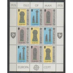 Man (Isle of) - 1978 - Nb 123/125 - Art - Europa