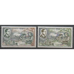 Laos - 1974 - No 268/269 - Sciences et Techniques