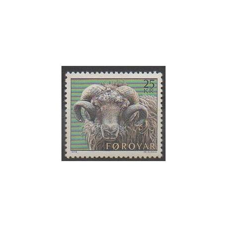 Féroé (Iles) - 1979 - No 36 - Mammifères