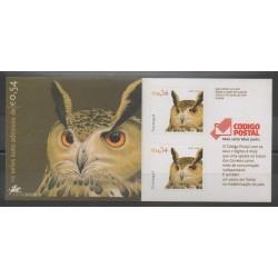Portugal - 2002 - No C2554C - Oiseaux