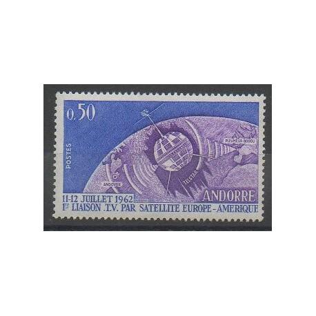 Andorre - 1962 - No 165 - Télécommunications
