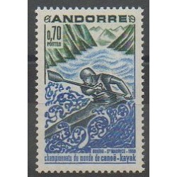 Andorre - 1969 - No 196 - Sports divers