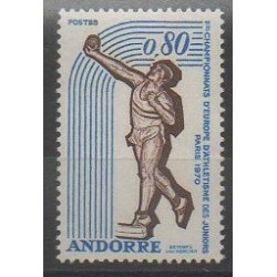 Andorre - 1970 - No 205 - Sports divers