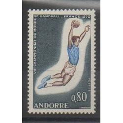 Andorre - 1970 - No 201 - Sports divers