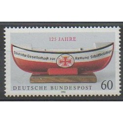 Allemagne occidentale (RFA) - 1990 - No 1297