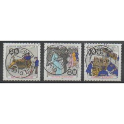 West Germany (FRG) - 1990 - Nb 1306/1308 - Poste - Used