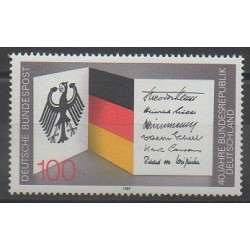 Allemagne occidentale (RFA) - 1989 - No 1253