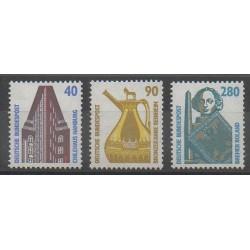 West Germany (FRG) - 1988 - Nb 1211/1213