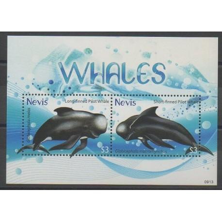 Nevis - 2009 - No BF286 - Mammifères - Animaux marins
