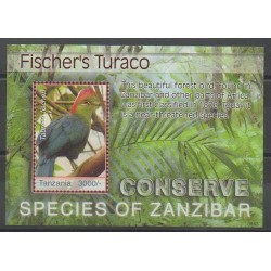 Tanzania - 2006 - Nb BF535 - Endangered species - WWF