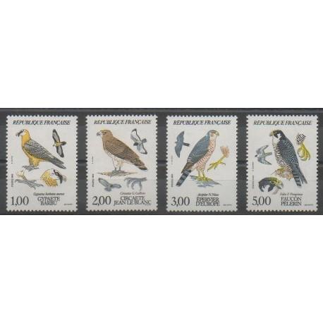France - Poste - 1984 - No 2337/2340 - Oiseaux