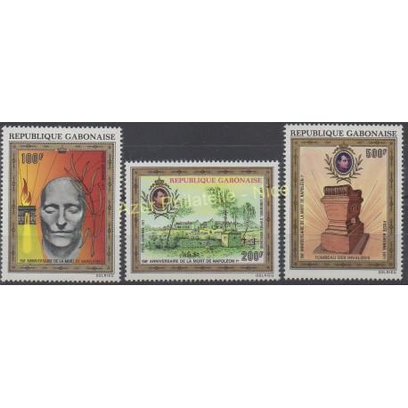 Gabon - 1971 - No PA108/ PA110 - Napoléon