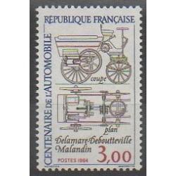 France - Poste - 1984 - No 2341 - Voitures