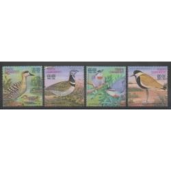 Turquie - 1999 - No 2914/2917 - Oiseaux - Environnement