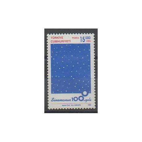 Turquie - 1995 - No 2790 - Cinéma