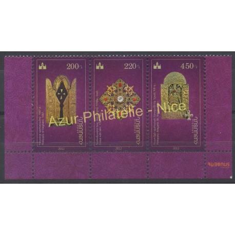 Arménie - 2012 - No 699/701 - Religion