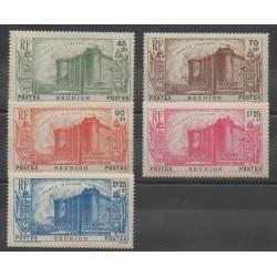 Réunion - 1939 - No 158/162