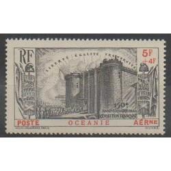 Oceania - 1939 - Nb PA2