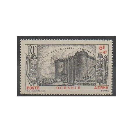 Océanie - 1939 - No PA2