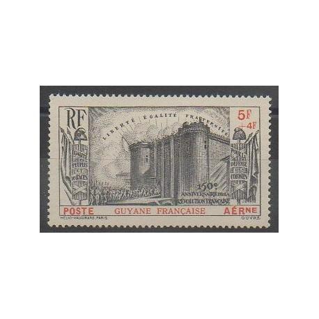Guyane - 1939 - No PA19