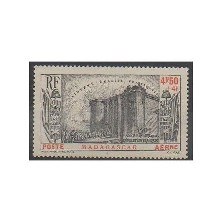 Madagascar - 1939 - No PA15