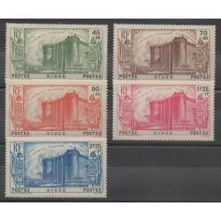 Niger - 1939 - No 69/73